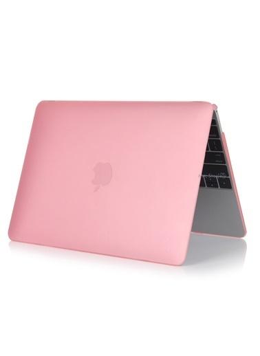 """Mcstorey MacBook Pro A1286 15.4"""" Kılıf Kapak Koruyucu Ruberized Hard Incase Mat Ekru"""